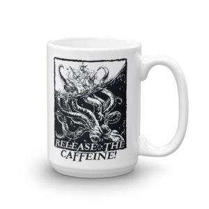 Release the Caffeine Mug